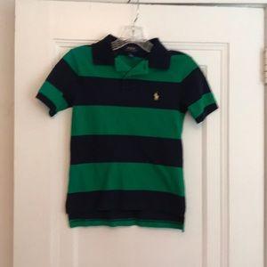 Polo boys golf shirt